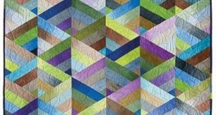 This Quilt Almost Seems 3 Dimensional