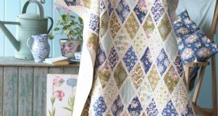 Tilda 'Pardon My Garden Quilt' Kit