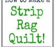Trendy diy easy sewing projects rag quilt Ideas