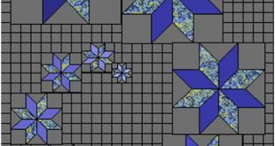 shenandoah quilt pattern | Making Corn Hole Boards and Shenahdoah Valley Quilt G...