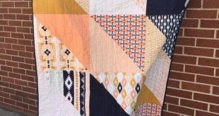 10+ Magnificent Sew A Block Quilt Ideas