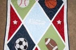 43 Trendy Sports Quilting For Men 2019 43 Trendy Sports Quilting For Men #quil...