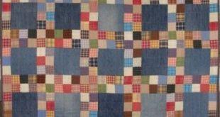 52+ trendy Ideas for patchwork quilt denim men shirts