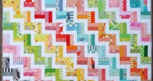 53+ Ideas Quilting For Beginners Jelly Rolls Rail Fence For 2019