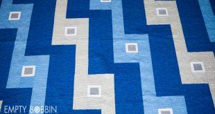 Bleachers Quilt Pattern
