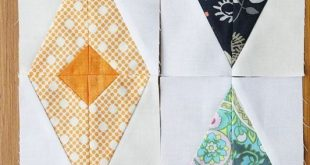 Diamond Quilt Block