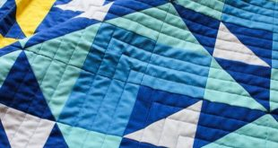 Double Windmill Quilt Pattern