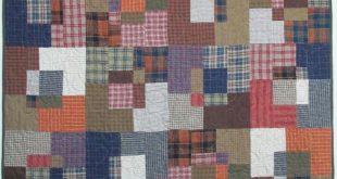 Exuberant Color : Flannel quilts