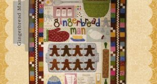 How to Bake a Gingerbread Man pattern