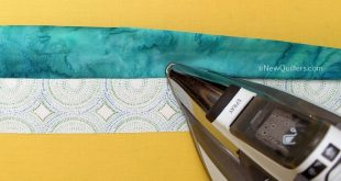 How to Sew Windmill Quilt Blocks