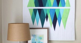 Modern Quilt Wall Hangings | Home ...