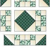 Pattern: Irish Chain