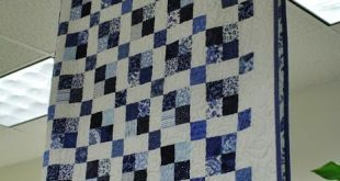 Quilting By The Yard: Blue & White Jelly Rolls Back In Stock!