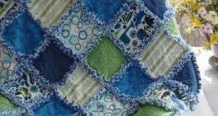 Rag quilting ideas products 60 Ideas