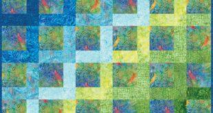 Rainbow Sorbet Quilt Pattern