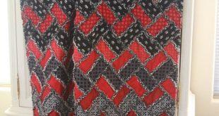 STPQ28 Zayden's Zig Zag Quilt Pattern (paper)