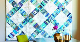 Scrap Quilts for Modern Quilters (McCall's Quilting Blog)