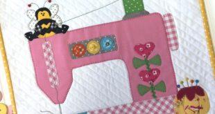 Sew Cute! Mini Quilt Printed Pattern