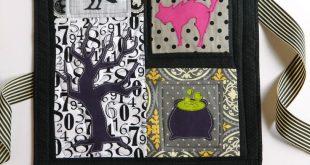 Shannon Gillman Orr creator of Eva Blake's Makery. www.evabmakery.com quilt pa...