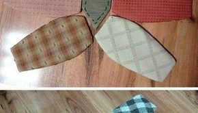 Simple Bag Quilting. DIY Picture Tutorial.