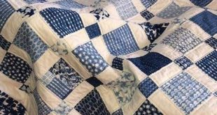 Striking photo - check out our article for way more tips! #QuiltBlockIdeas