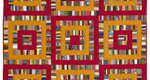 String Theory Quilting Pattern from the Editors of American Patchwork & Quilting