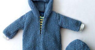 Teddy Bear Overalls Free Pattern + Tutorial