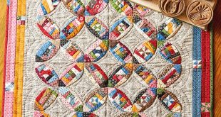 Temecula Quilt Co. Returning to Temecula - Scrappy Quilts with a Nod to the Past