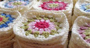 The Granny Flower Square - Crochet Tutorial