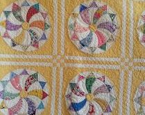 Timeless Traditions: Vintage quilts.....