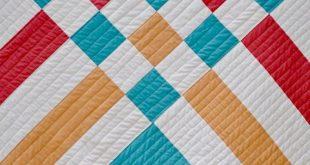 Trellis quilt pattern - 5 sizes