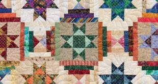 Use every fabric you own in a single scrap quilt: here's how