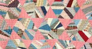 Vintage String quilt, Moda String-Along – modafabrics
