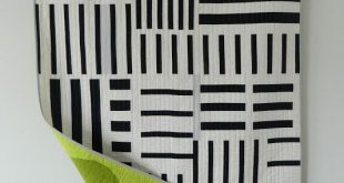 simple stripes (finished quilt) (s.o.t.a.k handmade)