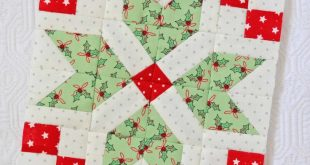 vintage christmas sew along!